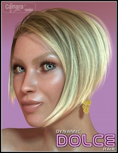 Dynamic Dolce Hair for V4
