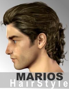 Marios Hair