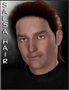 Salsa Hair