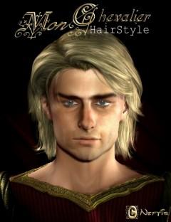 Mon Chevalier Hair
