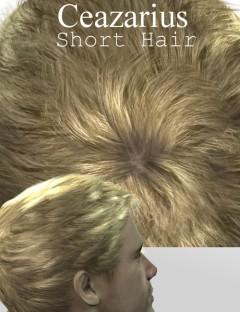 Ceazarius Short Hair