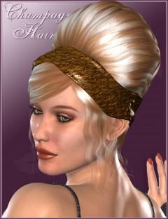 Champagne Hair
