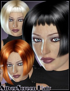 SilverScreen Hair