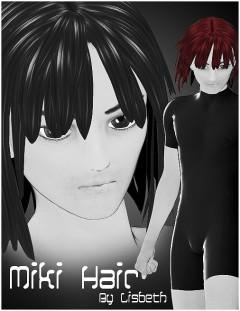 Miki Hair