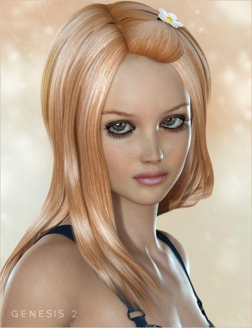 Sweet Flower Hair