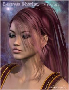 Luna Hair