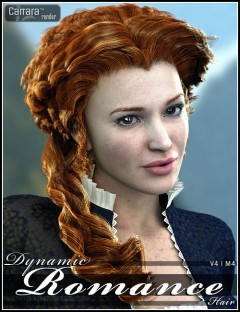 Dynamic Romance Hair