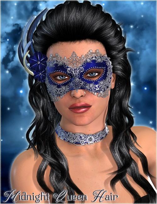 Midnight Queen Hair