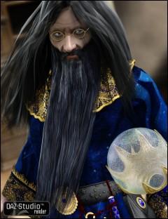 Michael 4 Long Beard