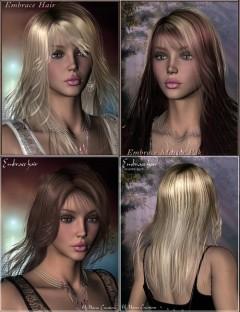 Embrace Hair MEGA Pak