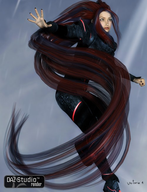 Zed Hair