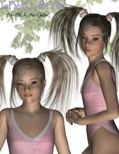 Ishoka Style Hair