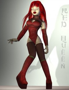 Red Queen for the Girl