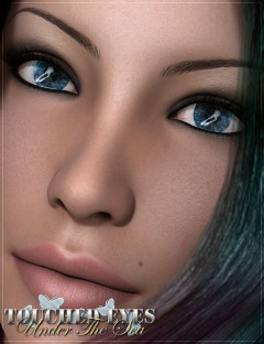 Touched Eyes - Under the Sea for Genesis 2 Female(s)