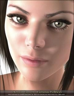 Actual Eyes 3