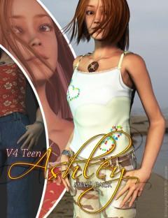 V4 Teen Ashley - Mega Pack