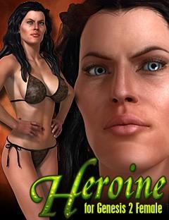 Heroine for Genesis 2 Female