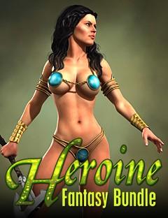 Heroine Fantasy Bundle