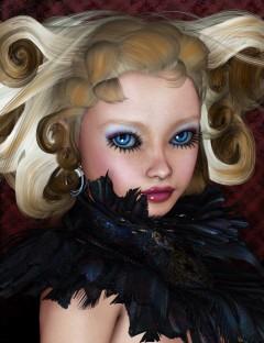 Raysee Doll