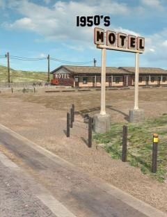 1950's Era Motel