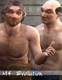 M4 Neanderthal Evolution