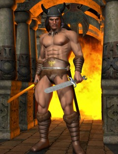 M4 Barbarian Warrior Bundle
