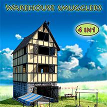 Warehouse smugglers