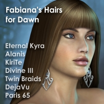Fabi's Hairs for Dawn