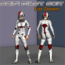 Dawn SciFi Pilot