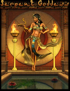 Serpent Goddess