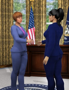 Women's Business Suit for Genesis 2 Female(s)