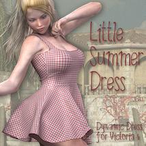 Little Summer Dress