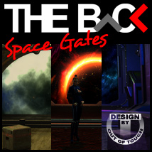 THE BACK Space Gates