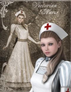 Victorian Nurse for V4