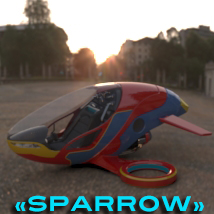 AJ SPARROW