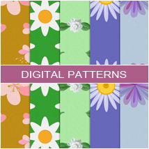 Digital Patterns- Prints