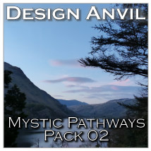 DA Mystic Pathways Stock 2