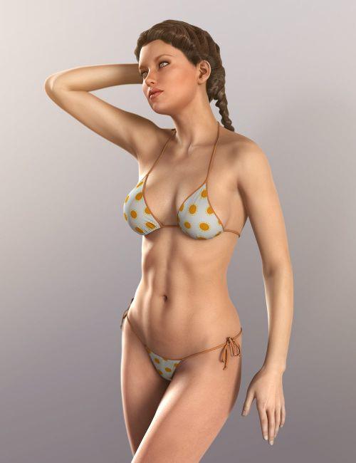 Hongyu's Bikini for V6