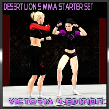 MMA Starter Set- V4 Edition
