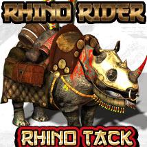 Rhino Rider- The Tack