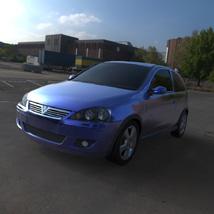Vauxhall Corsa SRI 2004 (for Wavefront OBJ)