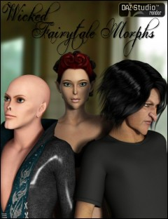Wicked Fairytale Morphs