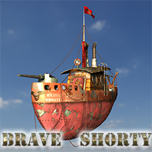 AJ Brave Shorty
