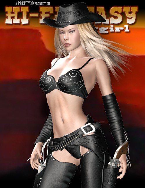 Hi Fantasy Cowgirl for V4