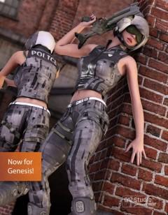 Future Cop for Genesis