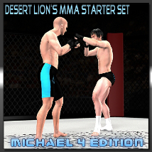 MMA Starter Set- M4 Edition