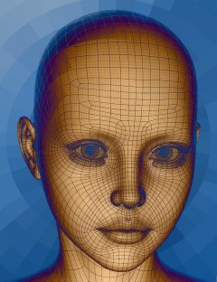 Genesis 2 Female Head Morph Resource Kit