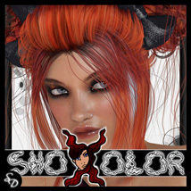 ShoXoloR for Nicolette Hair