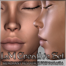 LM CREATIVE SET Merchant Resource
