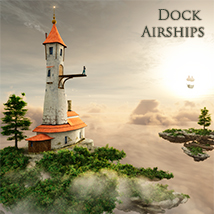 Dock Airships